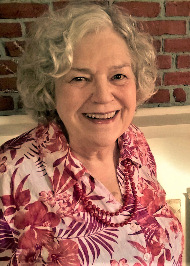 Connie Carlisle Polley, author of Sweet Potato Pie, Oh My!